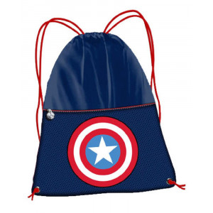 Sacca portatutto Marvel The Avengers 41x35 cm *08240 pelusciamo store