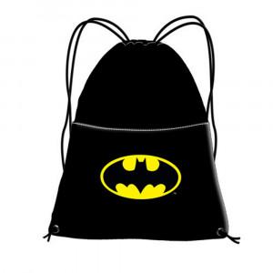 Sacca Multiuso Scuola Batman Logo *11757  Tempo Libero Dc | Pelusciamo.com