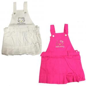 Salopette Neonata Strasse Hello Kitty, Abbigliamento Bimba   pelusciamo.com