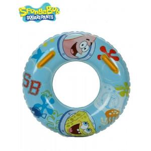 Salvagente Con maniglie Spongebob e Patrick 75 cm Piscina Mare *13139