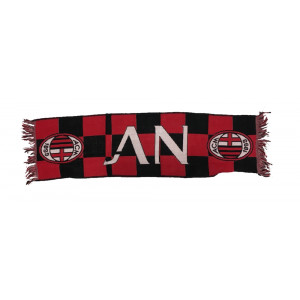 Sciarpa  da Stadio Milan Prodotto Ufficiale  | Pelusciamo.com