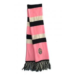 Sciarpa Juventus Rosa Logo Ovale Ufficiale Juve PS 17751 Pelusciamo Store Marchirolo