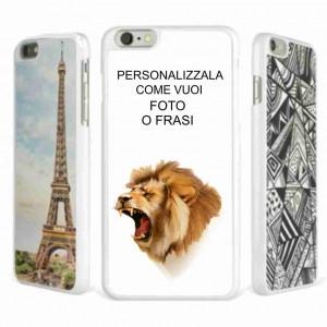Cover Rigida Iphone 6 Plus Personalizzabile Con Foto o Dediche  PS 09934 pelusciamo store Marchirolo