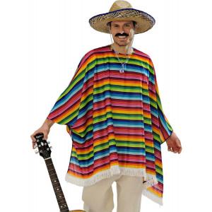 Costume Carnevale uomo Cappello sombrero messicano  *01690 pelusciamo store
