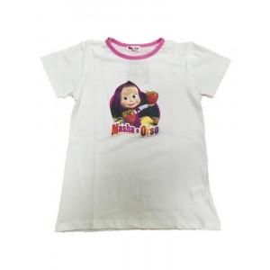 Completo leggero T-shirt e leggings Masha e Orso  *21256