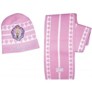 Set invernale Hello Spank cappello a cuffia + sciarpa *02737