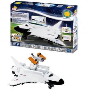 Costruzioni Cobi 310 pz Space Shuttle Discovery     pelusciamo store