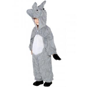 Costume Carnevale Bimbo Elefante - Elefantino