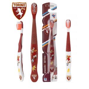 Spazzolino da Denti Bimbo Torino F.C.  accessori ufficiale calcio *01811   pelusciamo.com