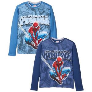 T-Shirt Bambino The Avengers Marvel Spiderman PS 25494 Pelusciamo Store Marchirolo