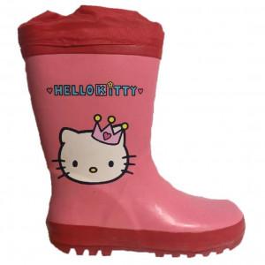 Stivaletti In Gomma Bambina Stivali Hello Kitty PS 08329