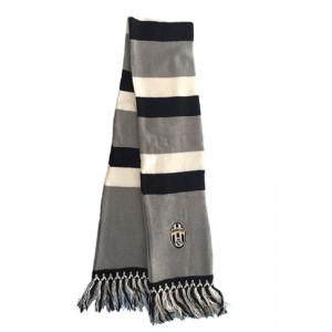 Sciarpa Juventus Grigia Logo Ovale Ufficiale Juve PS 17780  Pelusciamo Store Marchirolo