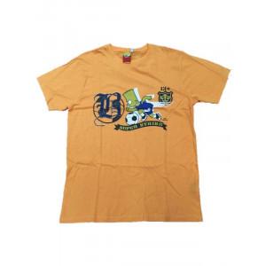T-shirt Maglietta Bart Simpson Calciatore Abbigliamento Uomo *05738