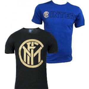 T-Shirt Inter Abbigliamento Adulto Ufficiale Calcio FC Internazionale PS 27188 Pelusciamo Store Marchirolo