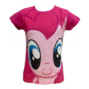 Maglietta Bimba Manica Corta My little Pony, T-shirt Bambina PS 06431