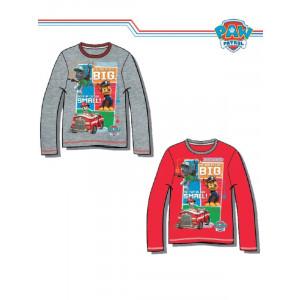 T-shirt maglietta bimbo Paw Patrol *21716 Maglia Manica lunga   Pelusciamo.com
