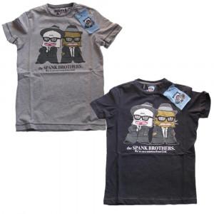 T-shirt Bambino Hello Spank & Torakiki, Maglietta maniche corte Bambina | pelusciamo.com