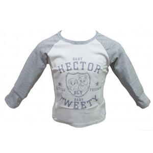 T-shirt Neonato Jersey Little Friends Baby Looney Tunes | Pelusciamo.com