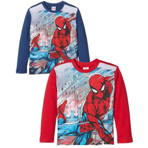 T-Shirt Spiderman Bambino The Avengers Marvel PS 25510 Pelusciamo Store Marchirolo