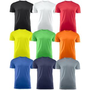 T-shirt Tecnica Run Girocollo Traspirante Tessuto Interlock Running PS 27787