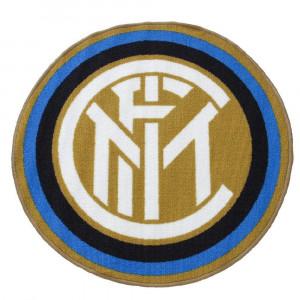 Tappeto Inter calcio Antiscivolo 70X110 cm N05567 Pelusciamo