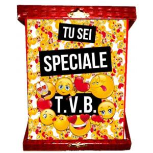 Targa smile tu sei speciale t.v.b. idea regalo san valentino 04970 pelusciamo store