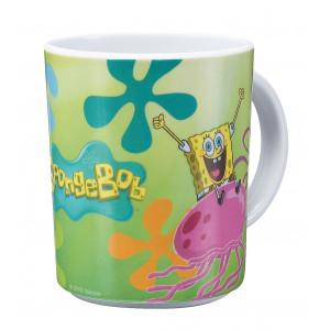 Tazza Con Manico cartoni animati Spongegob Squarepants *10682