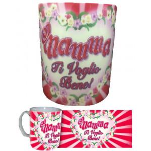 Tazza Festa Della Mamma Ti Voglio Bene idea regalo PS 05886 pelusciamo store