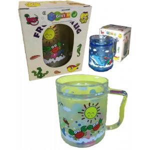 Tazza frosty Mug Scherzo gadget idea reagalo *02967 pelusciamo store