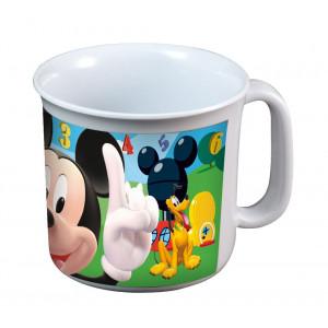 Tazza Disney Topolino paperino e pluto in melamina *03526 pelusciamo