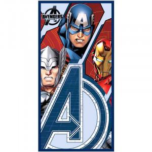 Telo mare Avengers Marvel 70 x 140 cm accessori mare piscina tifosi *02188 pelusciamo store