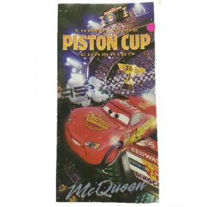 Telo Mare Cars Saetta Mc Queen Asciugamano Piscina Disney *11649