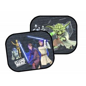 Accessori auto Disney Tendina parasole Star Wars 2 pz 36x44 cm. *00781 pelusciamo store