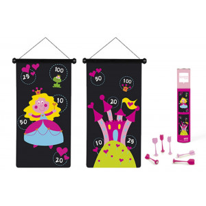 Freccette A Bersaglio Magnetiche Darts Princess PS 05823 Prodotto Ufficiale pelusciamo store