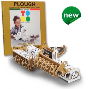 Gioco Costruzioni Todo,  Aratro  PS 09619 Plough | pelusciamo.com