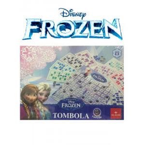 Tombola 48 cartelle Gioco Disney Frozen Dal Negro 55729  *00470 | Pelusciamo.com