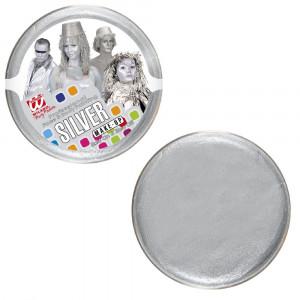 Make Up   Truccabimbi Tampone Argento *15372 Colore Body Painting | pelusciamo.com