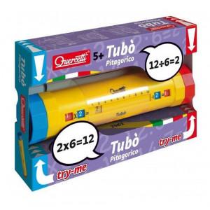 Giochi Interattivi per Bambini, Tubo Pitagorico Quercetti *24296  pelusciamo.com