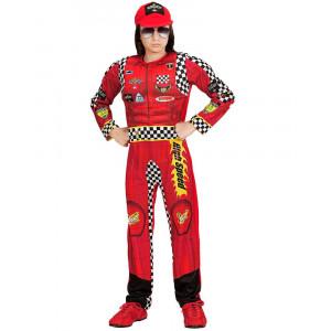 Costume Carnevale Bambino Pilota Formula 1 PS 26367 Pelusciamo Store Marchirolo