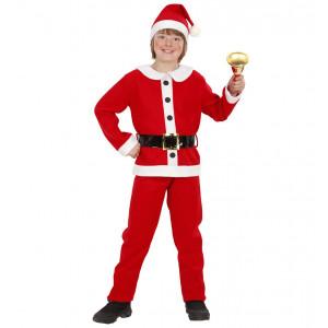 Costume Bambino Abito Babbo Natale   Pelusciamo.com