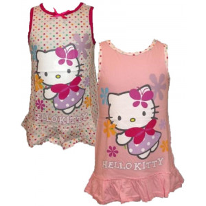 Vestito prendisole Bimba Hello Kitty Vestitino bambina PS 16013