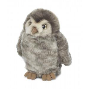 Peluche Civetta baby 15 cm peluches WWF PS 07218 pelusciamo store