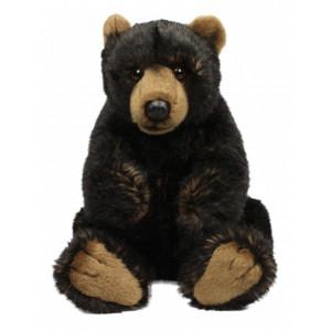 Peluche Orso Grizzly 23 cm peluches WWF PS 07220 pelusciamo store