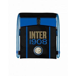 Zaino Smart Gym Fc Internazionale PS 02699 Zainetto Palestra Inter