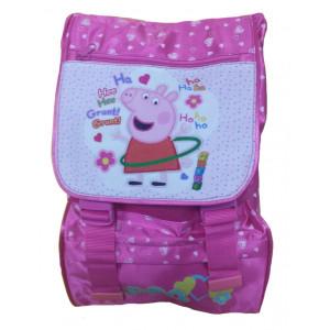 9fd28a4335 Zaino scuola serie cartoni Peppa Pig - rosa | Pelusciamo.com ...