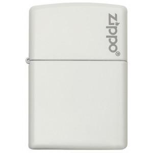 Zippo Accendino Antivento Bianco  | pelusciamo.com