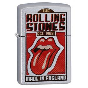 Zippo Accendino Antivento Rolling Stones  | pelusciamo.com