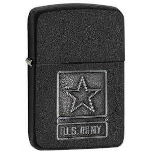 Accendino Zippo US ARMY Black Crackle Emblem 1941 PS 06194 pelusciamo store